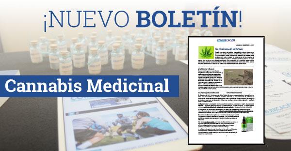 Boletín N°1 - Cannabis Medicinal