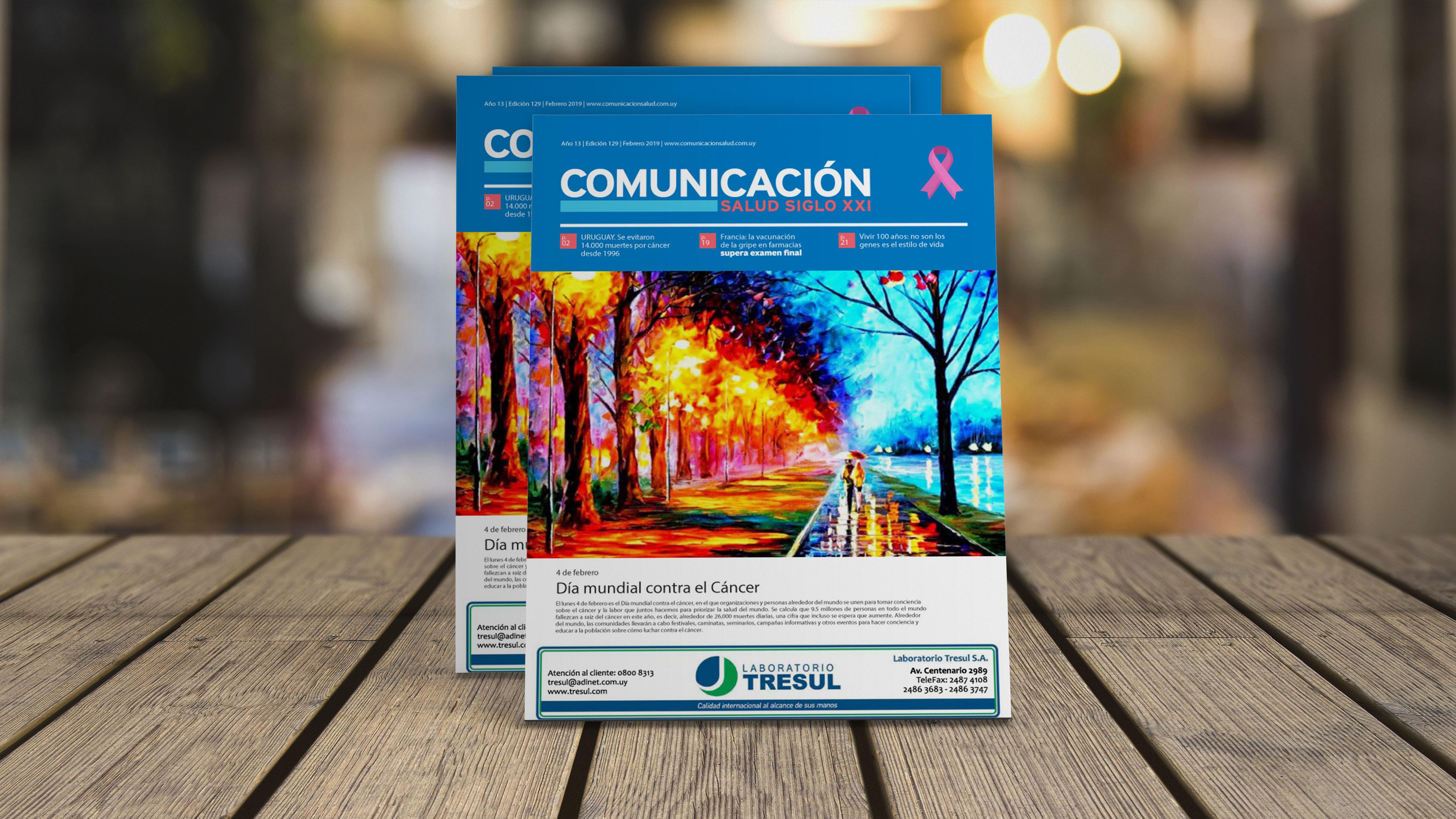 Comunicación Salud Siglo XXI - Edición #129 - Febrero 2019