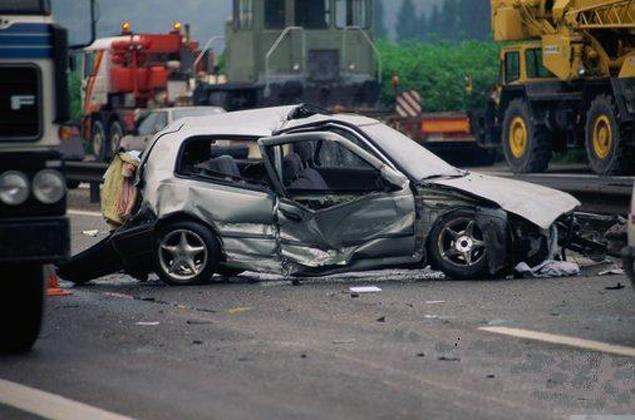 Accidente de tránsito en Uruguay