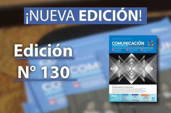 Comunicación Salud Siglo XXI - Edición N°130