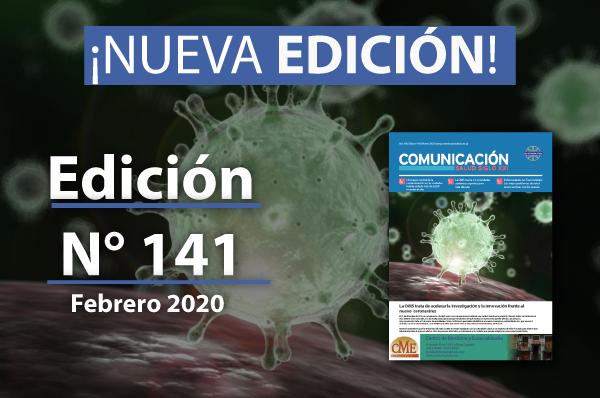 Comunicación Salud Siglo XXI - Edición 141