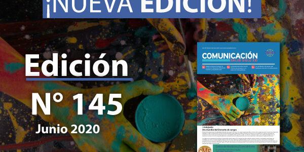 Comunicación Salud Siglo XXI - Edición 145